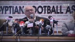 خاص مع لميس |  تقرير عن تاريخ سمير زاهر وتاريخ الاتحاد المصري لكرة القدم