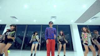 MIRRORED Gangnam Style - PSY (싸이) Dance Cover By St.319 From Việt Nam