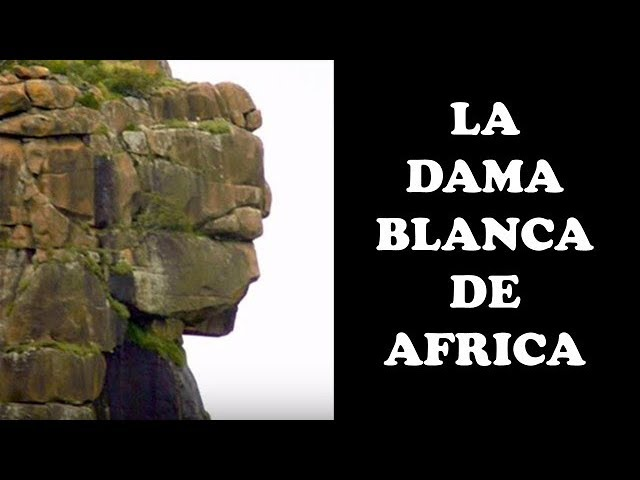 La dama blanca de Africa