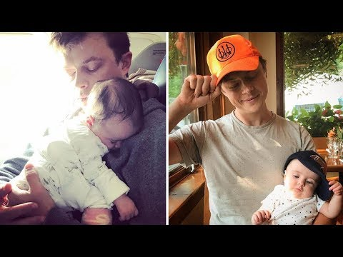 Dane DeHaan's Daughter  2017  Bowie Rose