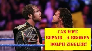 Can WWE Repair a Broken Dolph Ziggler?
