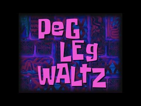 SpongeBob Music: Peg Leg Waltz