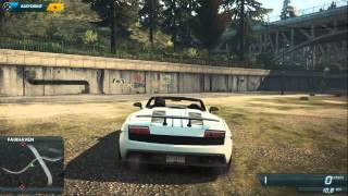 Need for Speed Most Wanted 2012 Car Sounds