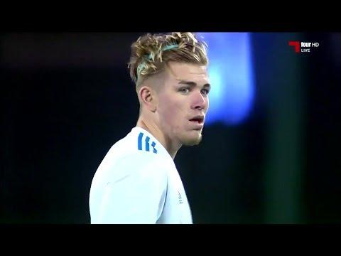Sergio Santos • Real Madrid Juvenil B • Alkass International Cup 2018