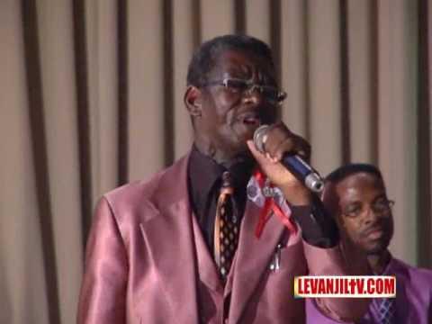 Jean Rene Charles - Alelouya Jezi Se Wa Live in Philly