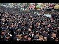 NYPD officers funeral (Похороны убитых двух полицейских в Нью-Йорке)