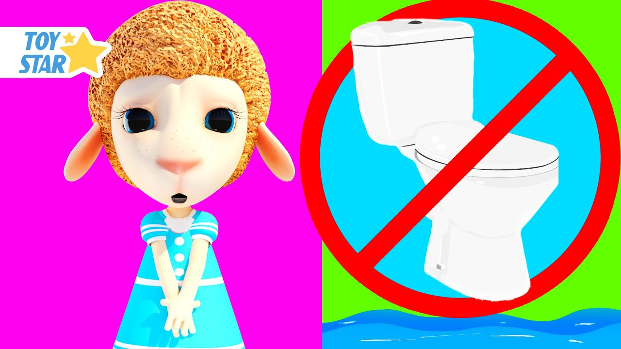 Toilet Drama | Talking Tommy and Friends: Dolly and Friends Official