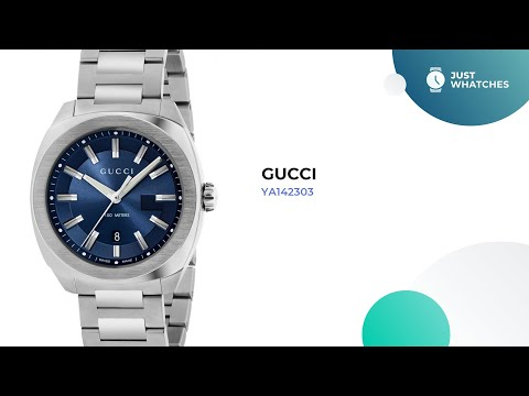 Gucci YA142303 Watches For Men Prices, Features, Honest In 360