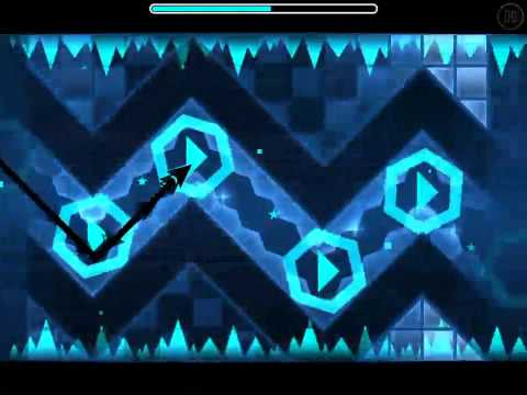 My new Geometry Dash level! (Theory Of Sanity)