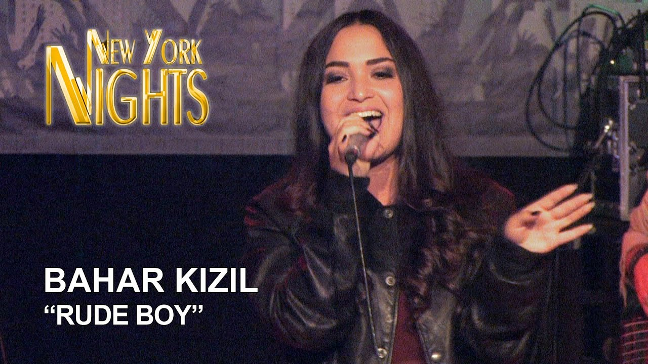 """Rude Boy"" by Bahar Kizil @ New York Nights (25.06.2014) [HD] - YouTube"