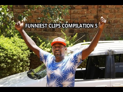 FUNNIEST CLIPS COMPILATION 5 (Comedy made in Africa)