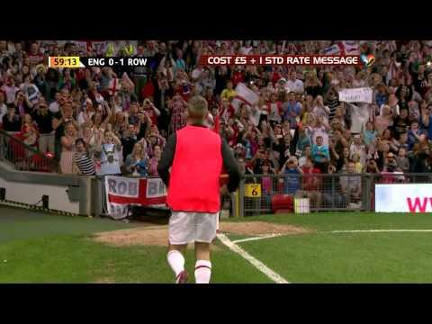 Soccer Aid 2012 Full Match