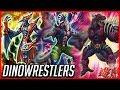 Yu-Gi-Oh! Dinowrestlers - Featured Archetype!