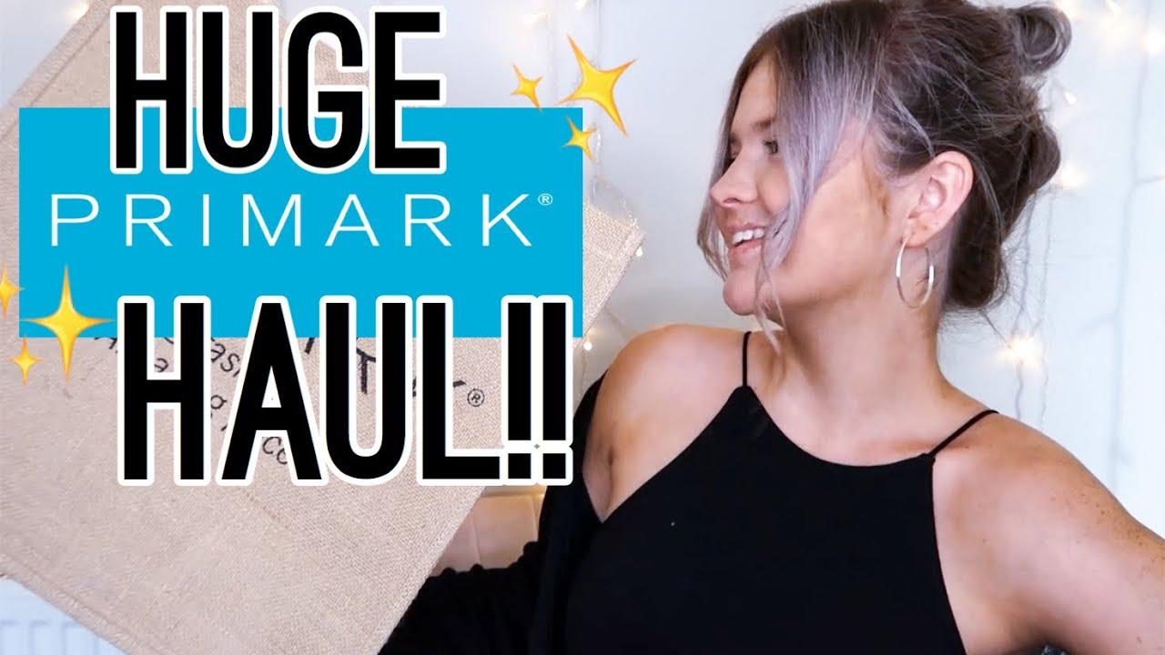 HUGE PRIMARK HAUL! | NEW IN JULY 2020 *AFTER LOCKDOWN* TRY ON! | HARRIET MILLS