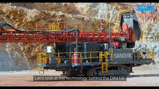 Sandvik DR410i - Productivity Unmatched | Sandvik Mining and Rock Technology