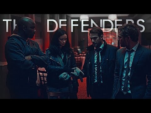 I'm glad we found each other  The Defenders 1x08