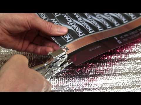 видео: Система инфракрасного пленочного обогрева heatflow