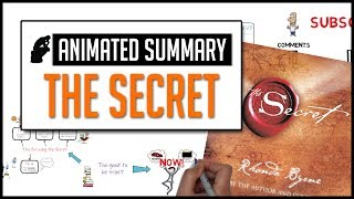 Download The Secret by Rhonda Byrne | Animated Summary