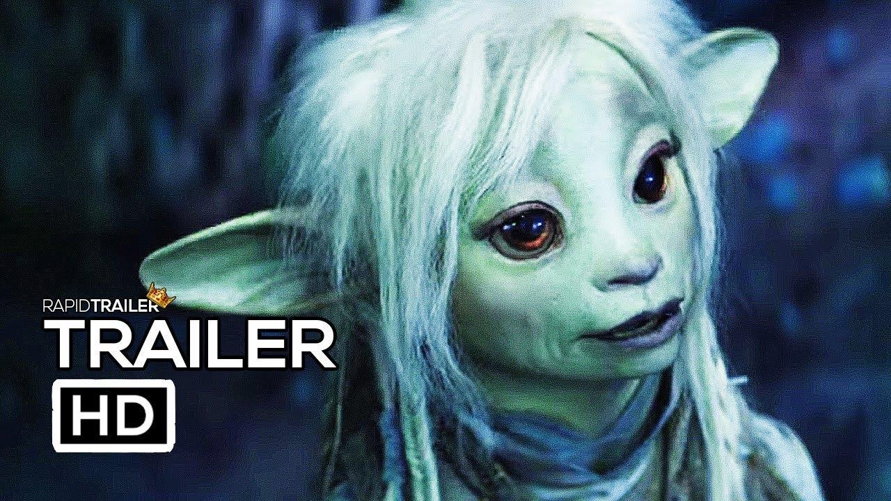 Download THE DARK CRYSTAL: AGE OF RESISTANCE Official Trailer (2019) Taron Egerton, Netflix Series HD