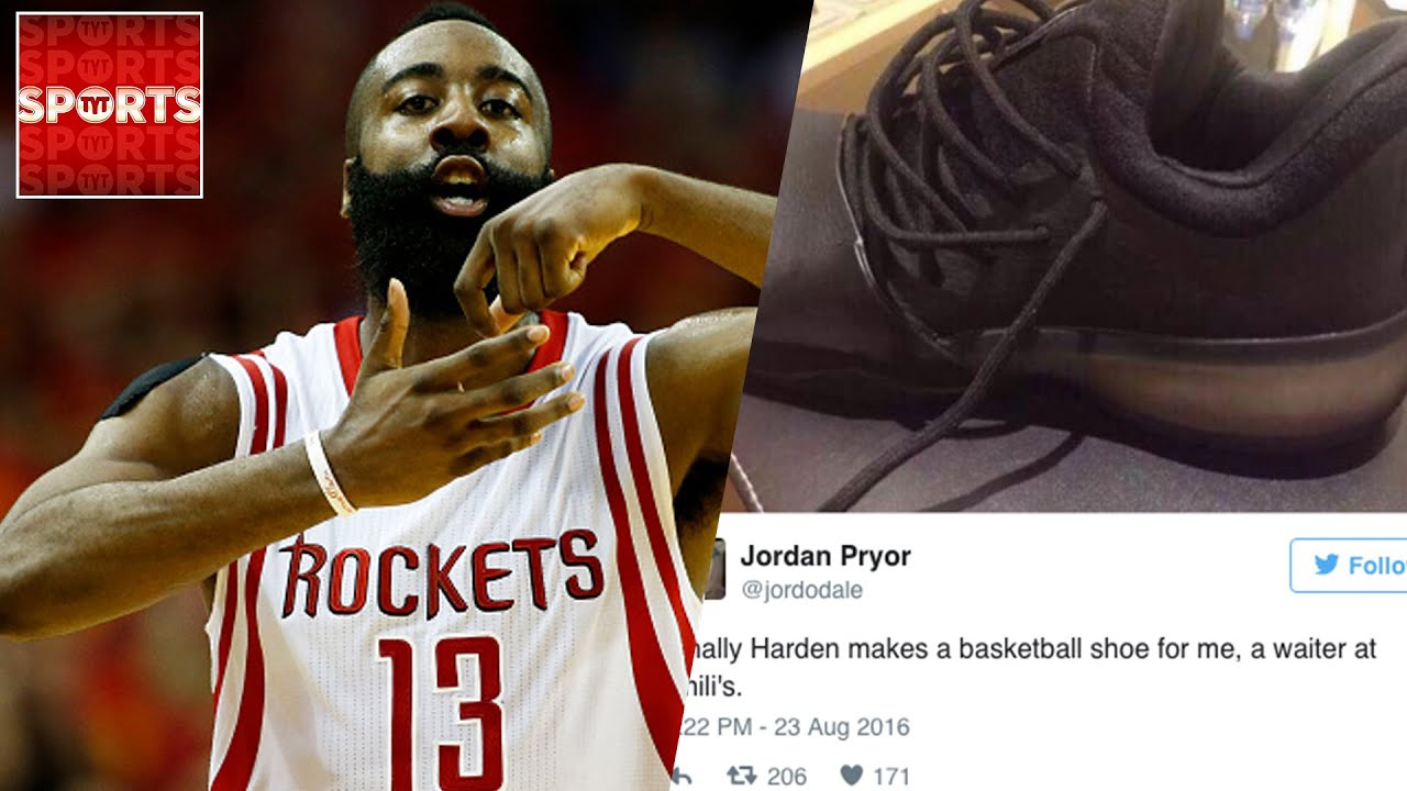 a8d8e98ed89 James Harden s New Shoe Got Roasted Worse Than Steph Curry s - YouTube