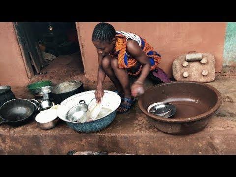 MOVING TO VILLAGE  EDO STATE NIGERIA  VLOG