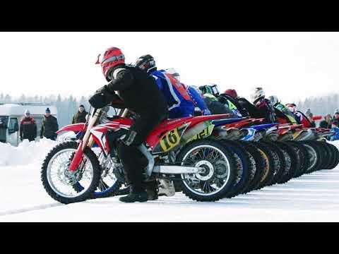 Ice Road Racing  Orivesi 2018 (FINLAND)