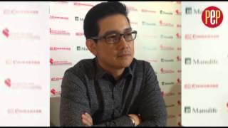 Richard Yap reacts to Jodi Sta. Maria-Ian Veneracion love team