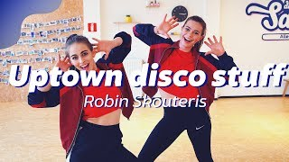 UPTOWN DISCO FUNK - BRUNO MARS | Easy Dance Video | Choreography | Dansen met Maud