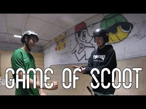 A.Konovalov VS F.Vassilyev | Game of SCOOT