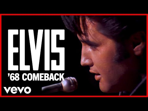 Elvis Presley - Blue Christmas ('68 Comeback Special 50th Anniversary HD Remaster) Mp3