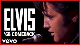 Elvis Presley - Blue Christmas (68 Comeback Special 50th Anniversary HD Remaster) YouTube Videos