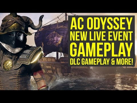 Assassin's Creed Odyssey DLC NEW LIVE EVENT, Weekly Quest, DLC Gameplay & More (AC Odyssey DLC) thumbnail