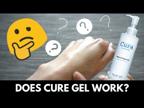 Does Natural Cure Gel Work? | Demo and Test! w/ SCIENCE