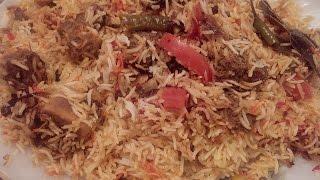 BEEF BIRYANI RECIPE (IN URDU/HINDI) BY SEHAR SYED