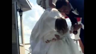 Видео со свадьбы Дмитрия Куликова (из Инстаграма Алины Королёвой)