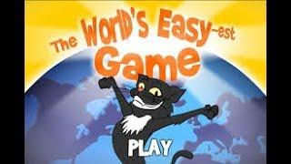 El Juego Más Fácil Del Mundo The World Easy Est Game Youtube