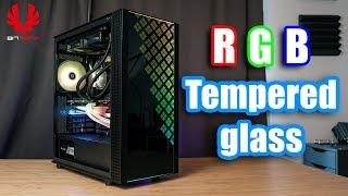 rGB Tempered Glass: Bitfenix Dawn TG PC case review