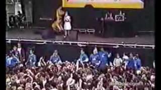 Bjork Hyperballad tibetan freedom concert