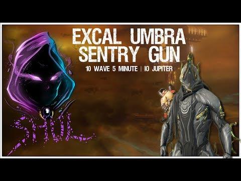 Warframe   Umbral Sentry Gun - Fast IO Relic Farm! thumbnail