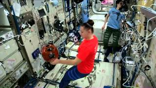 Expedition 42 - SPHERES competition