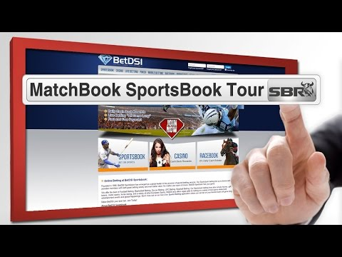 Matchbook website tour by Sportsbook Review - 동영상