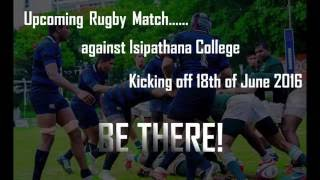 Interview with 1st XV Rugby Player, Naveen Hena'kankanamage