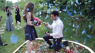 Sürpriz Evlilik Teklifi Gamze♥️Serdar