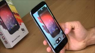 Обзор смартфона Ergo SmartTab 3G 6''