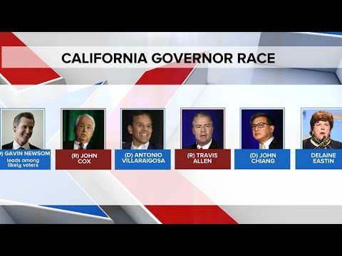 California: How Gubernatorial candidates want to solve the state's housing crisis