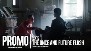 The Flash - 3x19 - The Once and Future Flash (Promo estendida) [Legendado PT-BR]