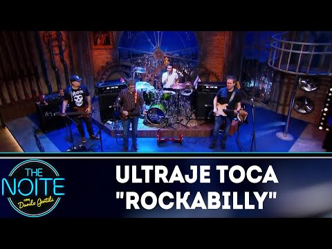 "Ultraje toca ""ROCKABILLY"" 