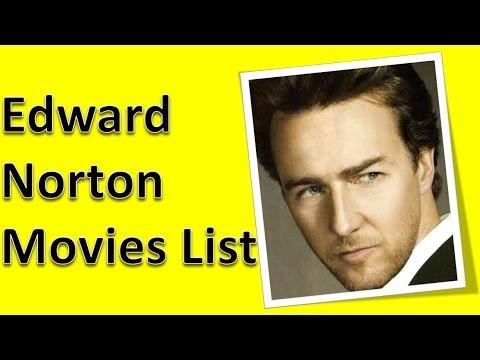 Edward Norton Movies List - YouTube