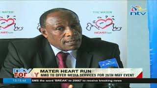Nation Media Group to offer media services for Mater heart run
