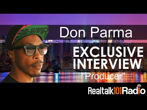 Don Parma Of Regal Republic On Location Interview